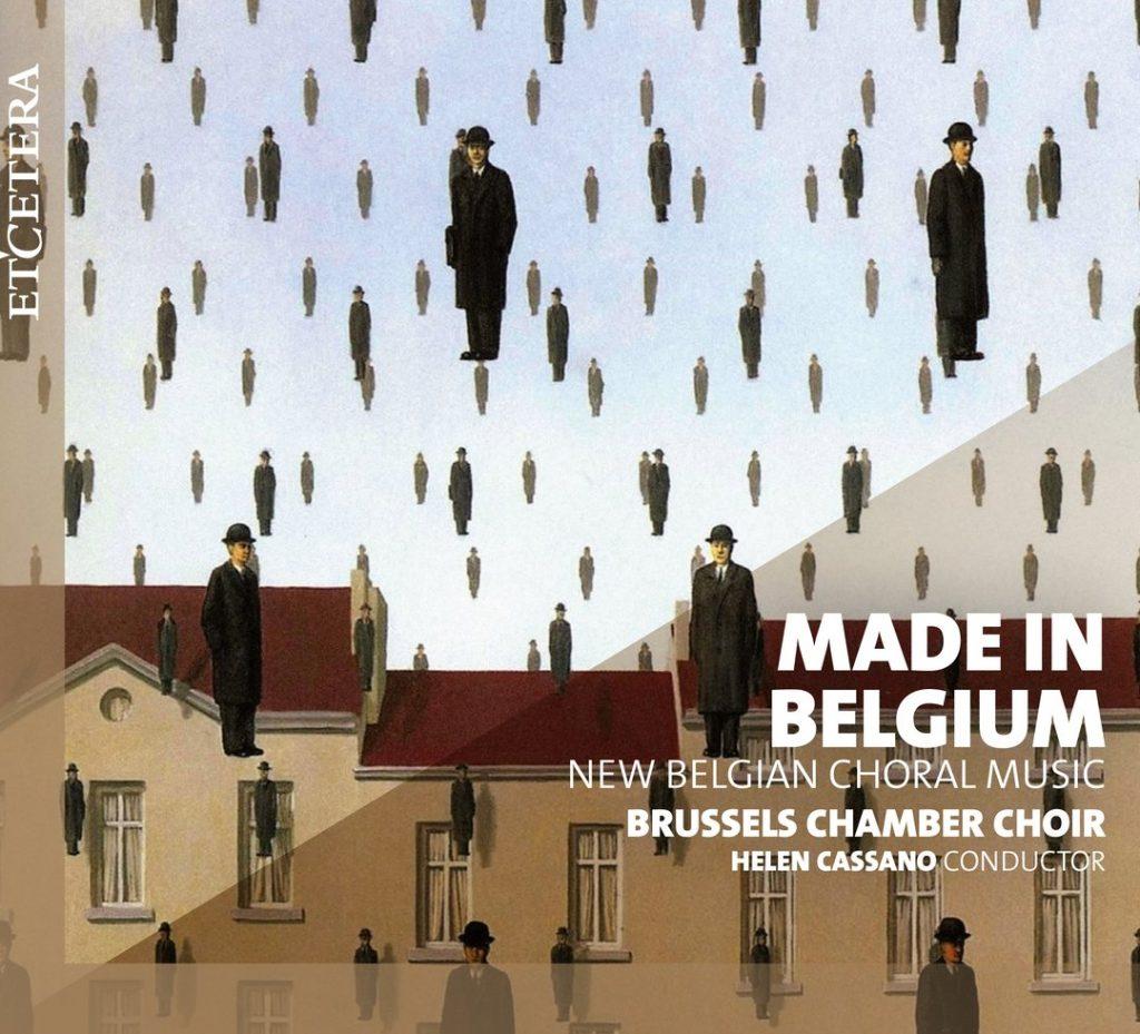 Made In Belgium CD cover art