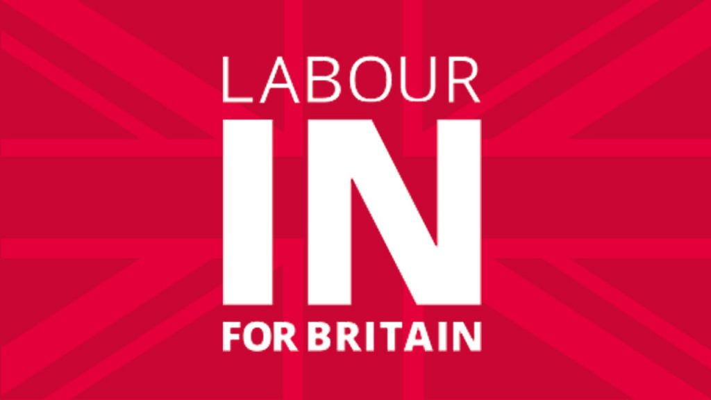 Labour In logo